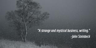 Mystical Business. John Steinbeck