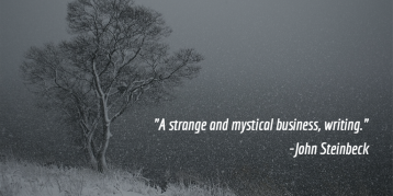 Mystical Business. John Steinbeck