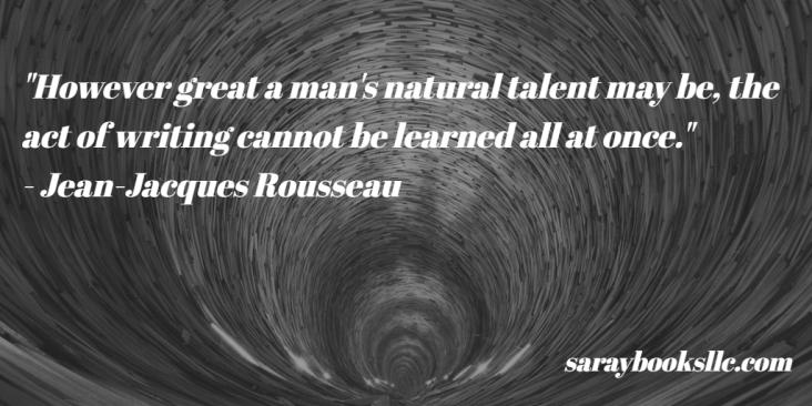 Natural talent Rousseau Pg41