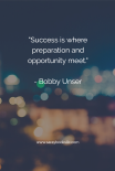 Success.Bobby Unser