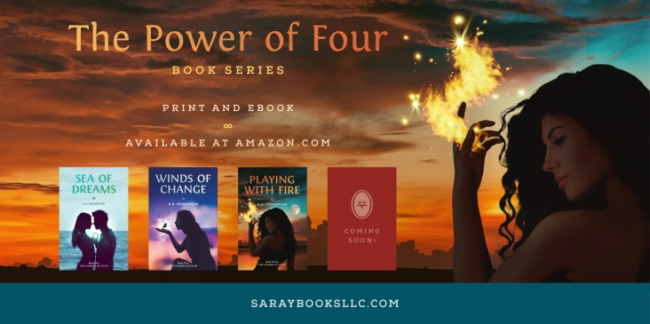 Power of Four Series by D.A. Henneman